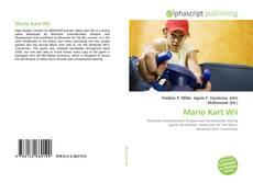 Capa do livro de Mario Kart Wii