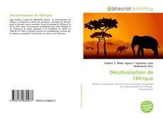 Décolonisation de l'Afrique kitap kapağı