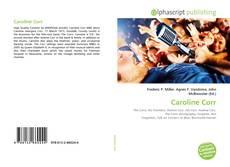 Portada del libro de Caroline Corr