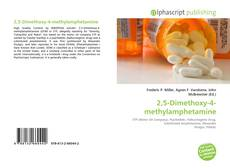 Portada del libro de 2,5-Dimethoxy-4-methylamphetamine