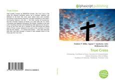 Bookcover of True Cross