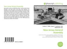 Couverture de New Jersey General Assembly