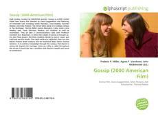 Bookcover of Gossip (2000 American Film)