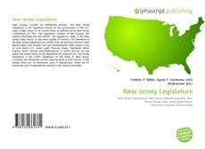 Bookcover of New Jersey Legislature