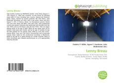 Bookcover of Lenny Breau