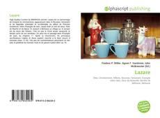 Lazare kitap kapağı
