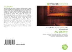 Buchcover von Ary Scheffer