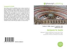 Bookcover of Jacques le Juste