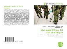 Bookcover of Murrough O'Brien, 1st Earl of Inchiquin