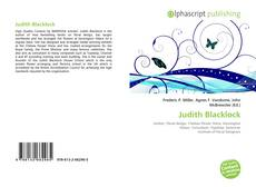 Copertina di Judith Blacklock