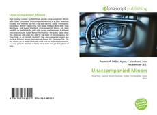 Bookcover of Unaccompanied Minors