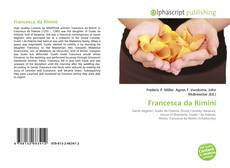 Bookcover of Francesca da Rimini