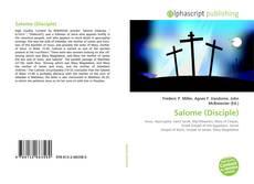 Salome (Disciple) kitap kapağı
