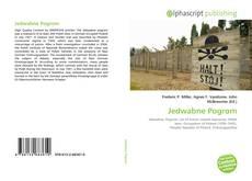 Jedwabne Pogrom kitap kapağı