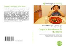 Couverture de Corporal Punishment in the Home