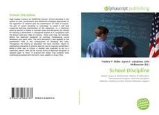 Buchcover von School Discipline