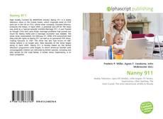 Buchcover von Nanny 911