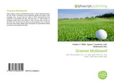Bookcover of Graeme McDowell