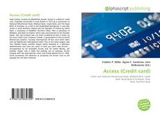 Access (Credit card) kitap kapağı
