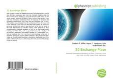 Обложка 20 Exchange Place