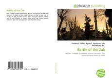 Battle of the Zab的封面