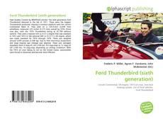 Ford Thunderbird (sixth generation)的封面