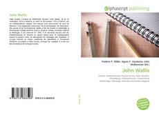 Buchcover von John Wallis