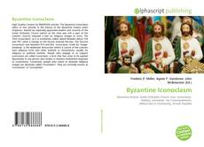 Bookcover of Byzantine Iconoclasm