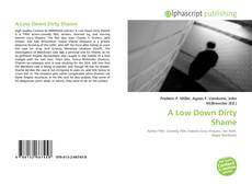 Обложка A Low Down Dirty Shame