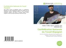 Portada del libro de Confédération Nationale du Travail (Espagne)