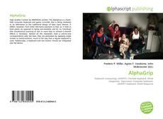 Portada del libro de AlphaGrip