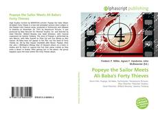 Portada del libro de Popeye the Sailor Meets Ali Baba's Forty Thieves