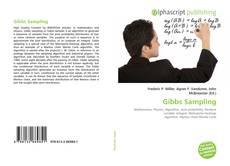 Обложка Gibbs Sampling
