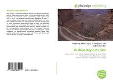 Bookcover of Bisbee Deportation