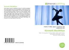 Bookcover of Kenneth MacMillan