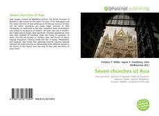 Bookcover of Seven churches of Asia