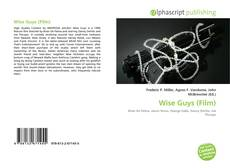 Portada del libro de Wise Guys (Film)