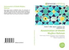 Assassination of Sheikh Mujibur Rahman kitap kapağı