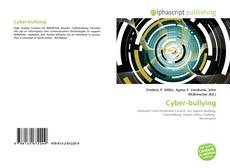 Capa do livro de Cyber-bullying