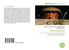 Bookcover of Doan Outlaws