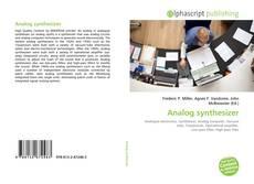 Portada del libro de Analog synthesizer