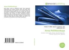 Portada del libro de Anna Politkovskaya