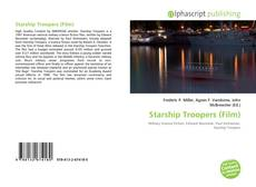 Bookcover of Starship Troopers (Film)