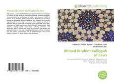 Bookcover of Ahmad Ibrahim Kulliyyah of Laws
