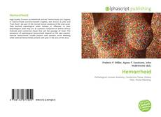 Hemorrhoid kitap kapağı