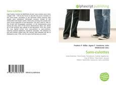 Couverture de Sans-culottes