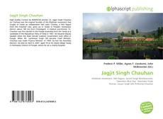 Bookcover of Jagjit Singh Chauhan