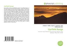 Couverture de Garfield Range