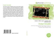 Обложка Evelyn Venable