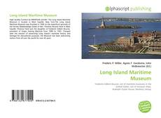 Bookcover of Long Island Maritime Museum